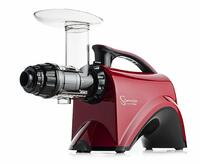 Sana Juicer by Omega EUJ-606 red