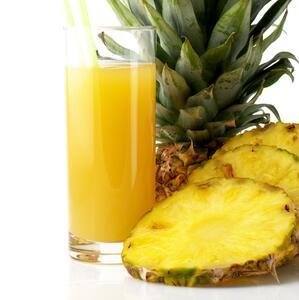 ananasová šťáva